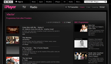 BBC iPlayer Linking