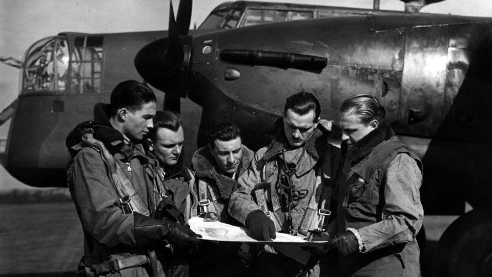 world war 2 planes bombing. World War 2 planes: RAF