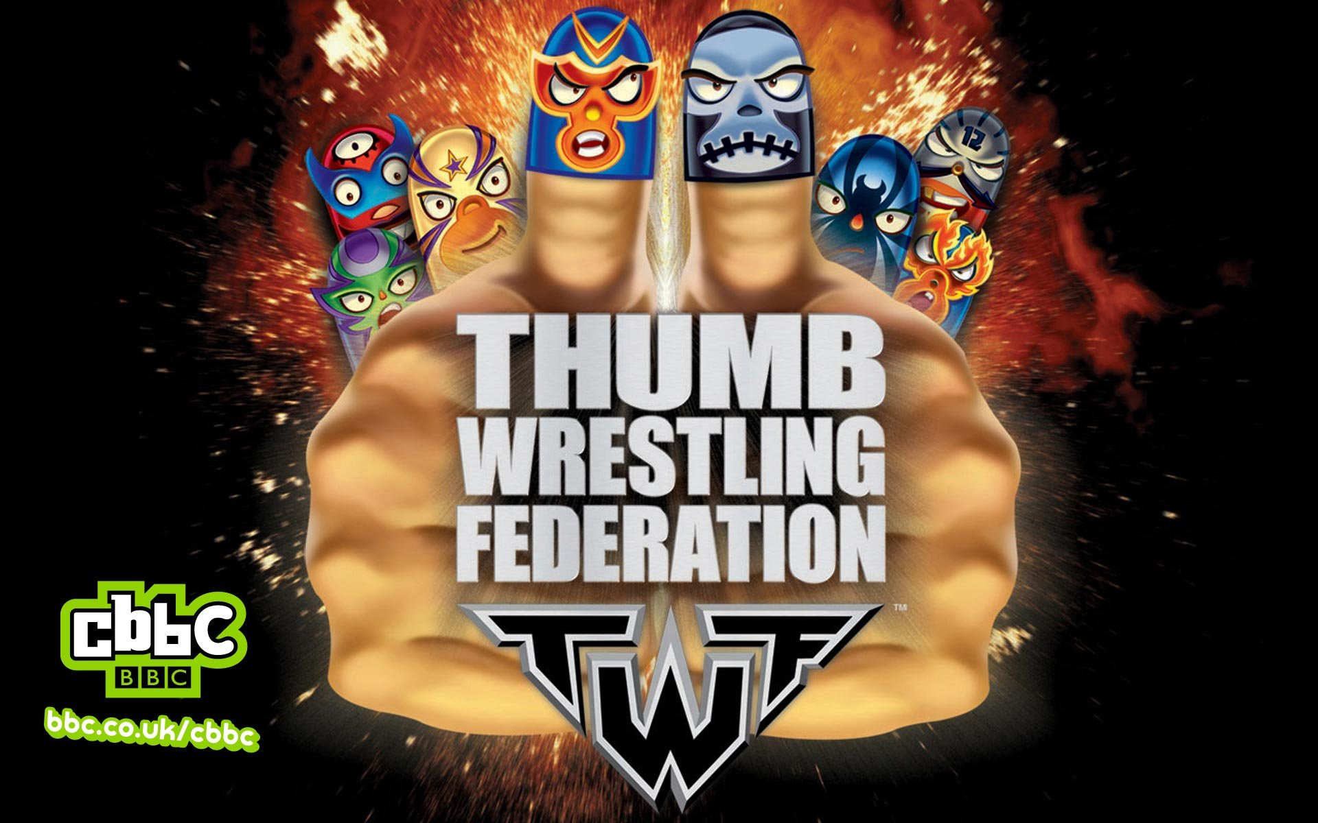 Thumb wrestling federation ipad