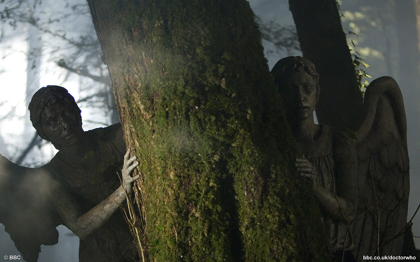 weeping angels wallpaper gif viewing gallery