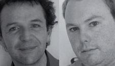 Robert Evans and Michael O'Sullivan
