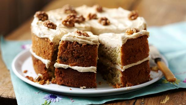 Carrot Cake Recipe Uk Bbc: Cake Recipe: Vegan Cake Recipe Bbc