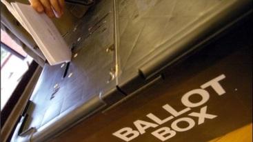 Election Guidelines 2015 ballot box