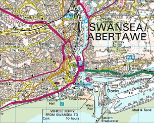 BBC Domesday Reloaded The Swansea Blitz