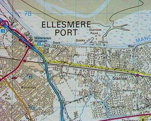 BBC Domesday Reloaded Ellesmere Port Shopping