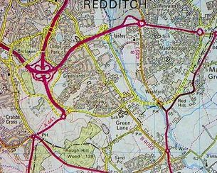 BBC Domesday Reloaded Birth of Redditch New Town