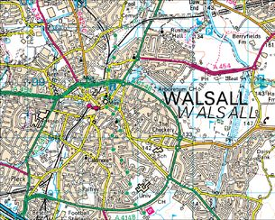 BBC Domesday Reloaded LIMESTONE IN WALSALL