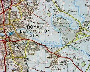 BBC Domesday Reloaded POLICING LEAMINGTON SPA