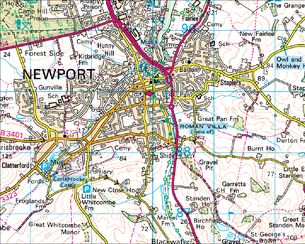 BBC  Domesday Reloaded Newport Isle of Wight