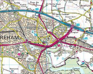 BBC Domesday Reloaded Local HistoryFareham
