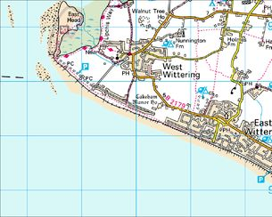 BBC  Domesday Reloaded THE STRAND AT WEST WITTERING from 1986