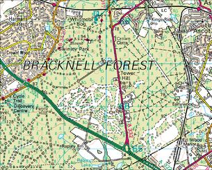 BBC Domesday Reloaded ASCOTBRACKNELL BERKSHIRE