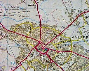 BBC Domesday Reloaded LOCAL HISTORY OF AYLESBURY