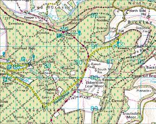 BBC  Domesday Reloaded NE Corner Dalby Forest