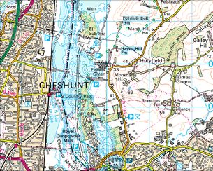 BBC Domesday Reloaded Why Live in Cheshunt