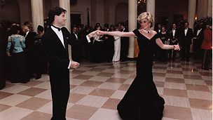 Prince Charles and Princess Diana in the USA