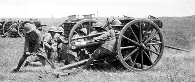 BBC Bitesize - What weapons and technology were used during WW1?