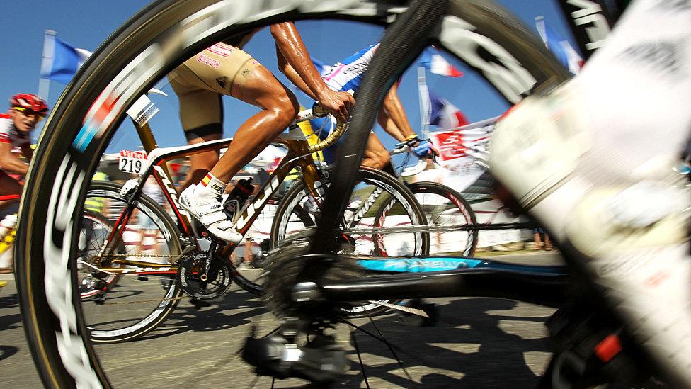 Bbc News Tour De France 100