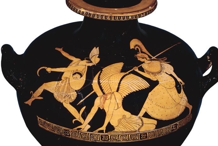 a history of perseus in greek mythology Perseus (greek: περσεύς) was a famous hero in greek mythology he was the son of zeus and danae, making him a demigod, and is known best for having slain the creature medusa.
