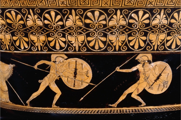troy vs the iliad Freebooksummarycom ✅ over the thousands of years that the epic story the  iliad has survived, there has no doubt been some form of alteration to homer's.