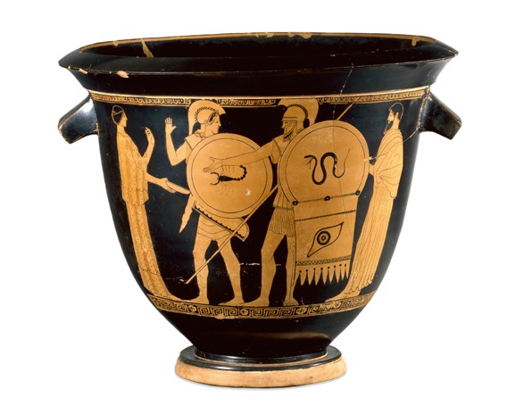 Ancient Greek Pottery Patterns Greek Education And T