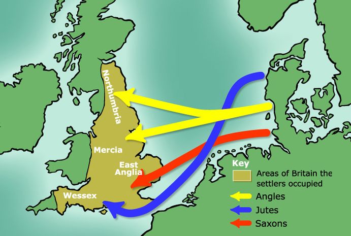 Image result for Anglo saxons