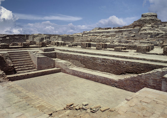 BBC - Primary History - Indus Valley - Technology and Jobs