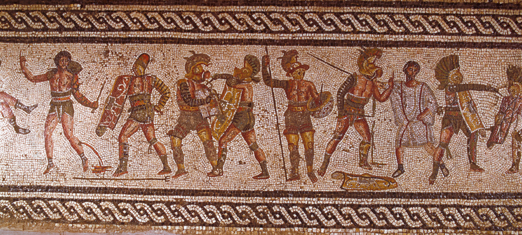 leisure activities in ancient rome