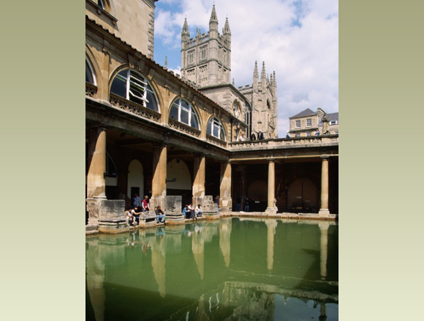 BBC - Primary History - Romans - Roman Remains