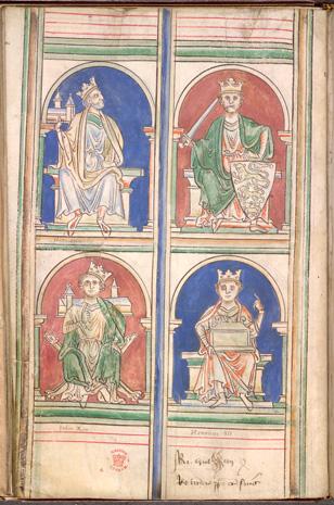 BBC - Primary History - British History - The Magna Carta