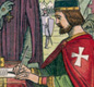 King John signed the Magna Carta at Runnymede on the 19th June 1215.