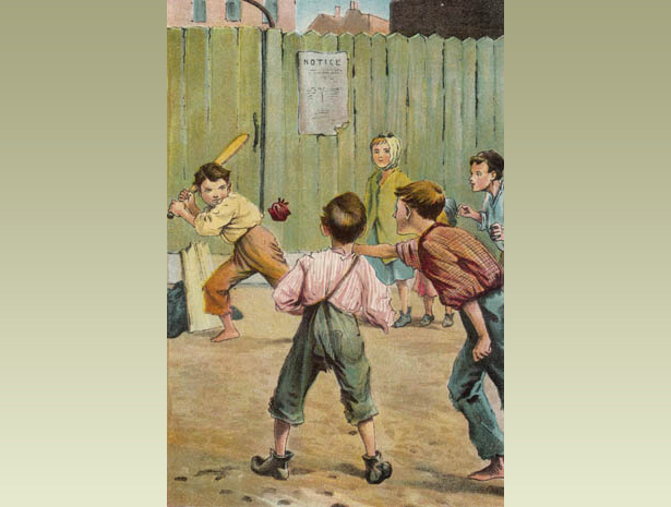 BBC - Primary History - Victorian Britain - Children at play