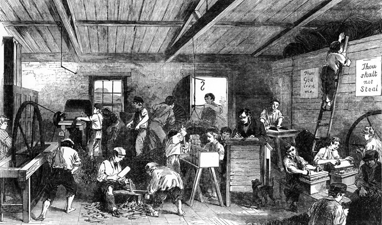 John locke of poor reform and workhouses essay