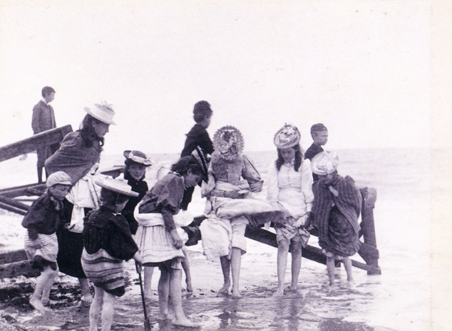Visiting the seaside during the victorian era the enjoyment of music