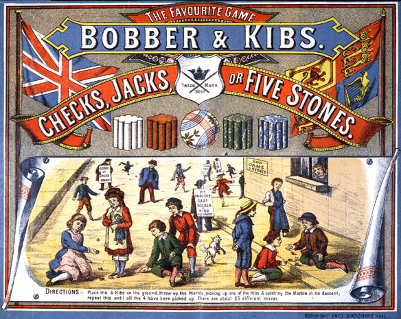 toy makers advertised their toys and games