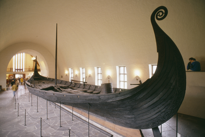BBC - Primary History - Vikings - Vikings at sea