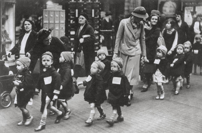 Image result for ww2 evacuees