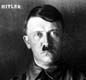 Adolph Hitler - leader of Nazi Germany.