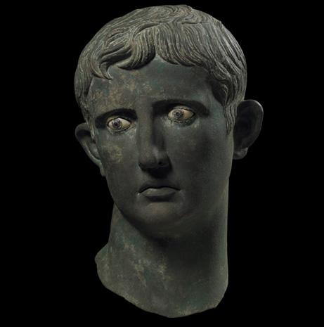 bbc primary history world history head of emperor augustus