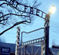 The famous sign above the entrance to the Auschwitz concentration camps reads Arbeit Macht Frei which means work sets you free. This unfortunately was a lie as over a million people died while imprisoned at Auschwitz.