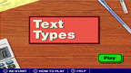 Text types game