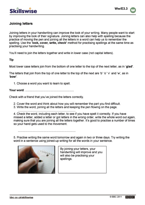 En08hand e3 w joining letters 592x838g handwriting worksheet preview altavistaventures Images