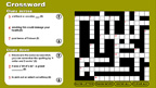 Confusing words crossword game 1