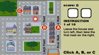 Destination impossible instructions game