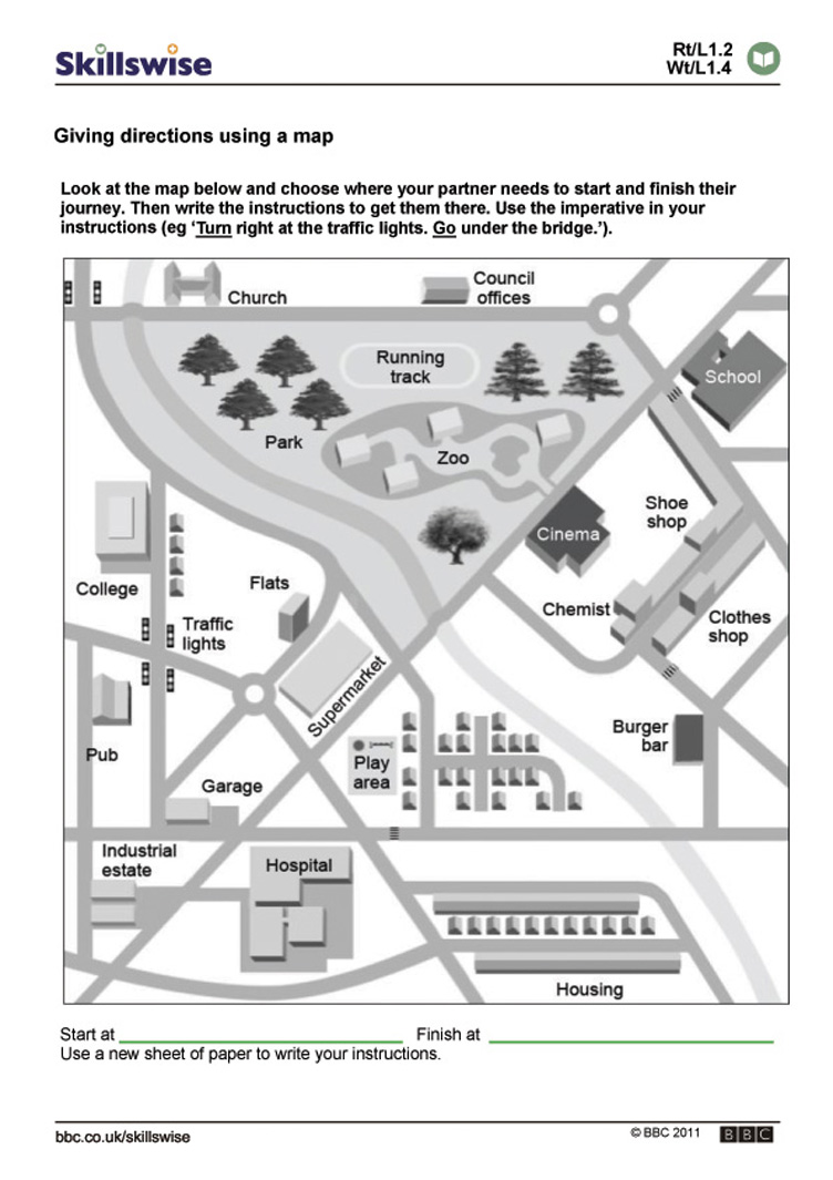 Map Worksheets Free Worksheets Library – Map Worksheets