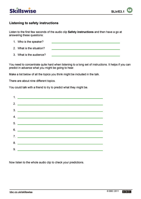 Worksheets Listening Skills Worksheets printables listening worksheets joomsimple thousands of skills abitlikethis teach this create and customise your own worksheets