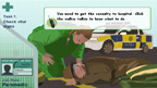 Casualty challenge paramedic game