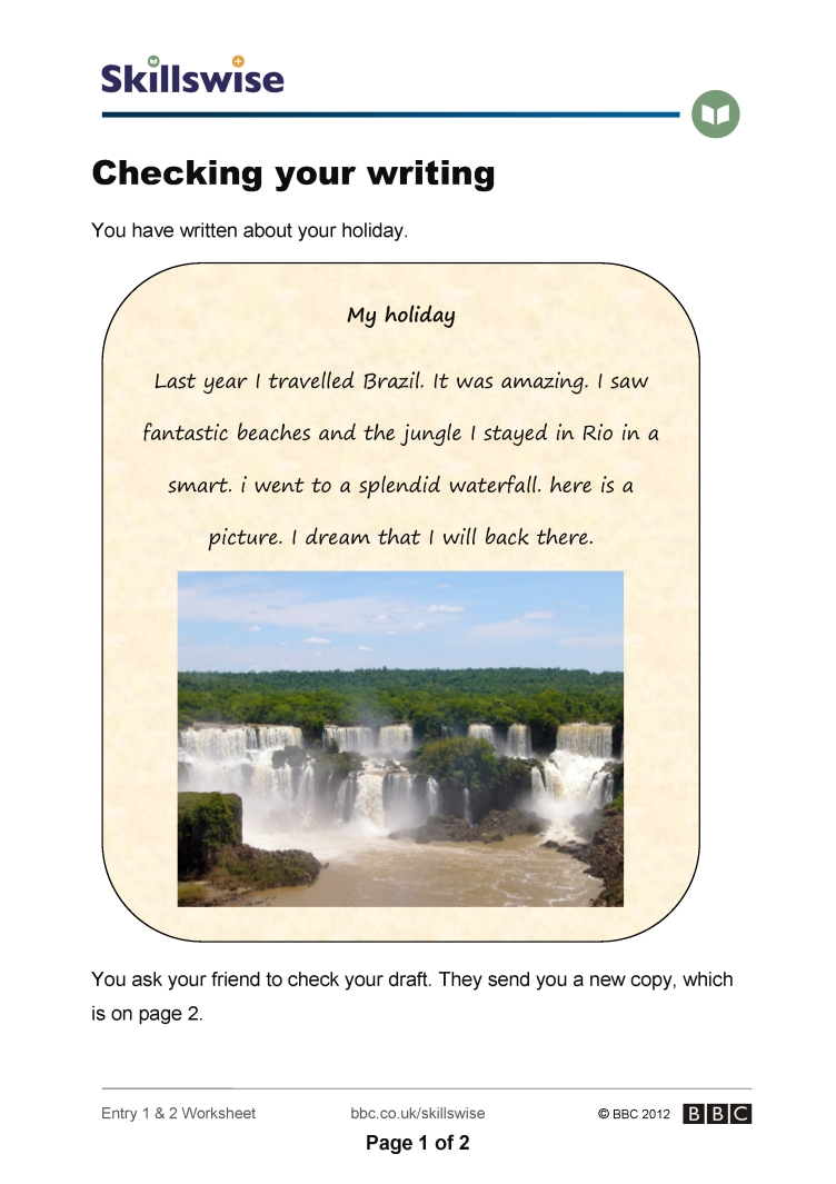 Book Making: You need more than a robot to check your writing