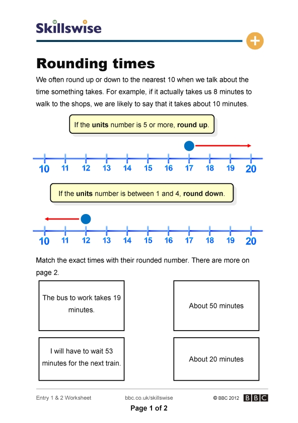 ma06roune2wroundingtimes592x838jpg – Rounding and Estimating Worksheets