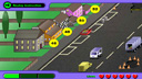 Delivery driver game